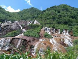 Golden Waterfall , MJ - August 2017