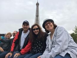 Enjoying being tourists in Paris for a day! , stweedy169 - October 2017