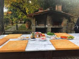 Getting ready to make wood-fired pizza - Neopolitan style! , Kristin D - December 2017