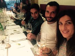 Great wine tasting!, aragona - October 2016