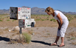 Area 51 The Black Mail Box - October 2015