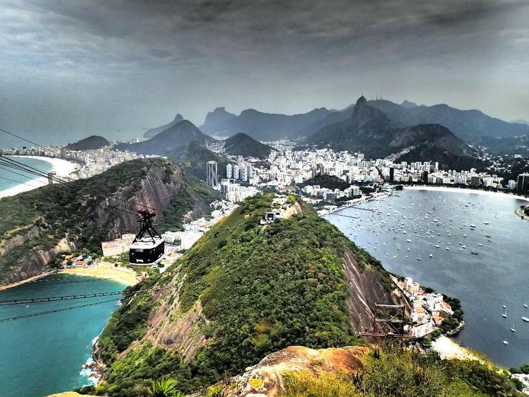 Bird's eye view of rio! - Rio de Janeiro