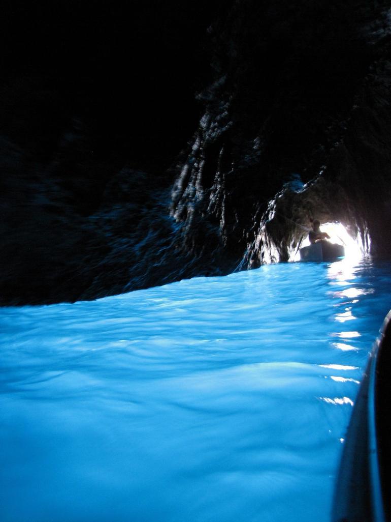 Blue Grotto - Rome