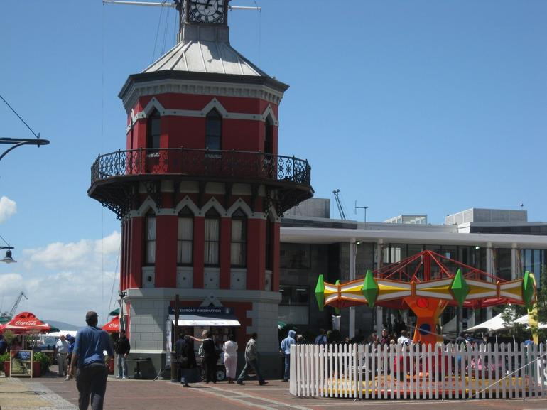 Clock Tower, Waterfornt - Cape Town