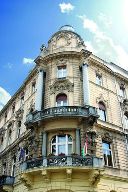 Danube Palace - March 2013
