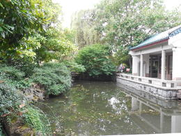 So serene and relaxing, beautiful Chinese gardens. , PATRICIA S - October 2013