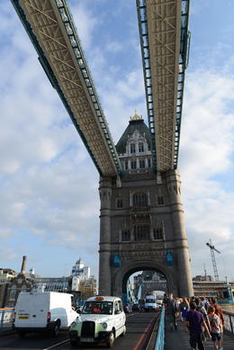 Tower Bridge - August 2013