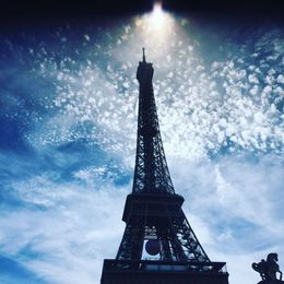Pictured from the River Seine Sightseeing Cruise. , Tony H - July 2016