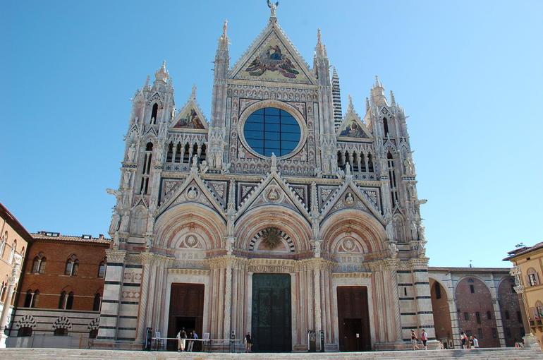 Elegant Siena Cathedral - Florence