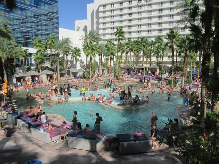 Hard Rock Hotel Pool - Las Vegas