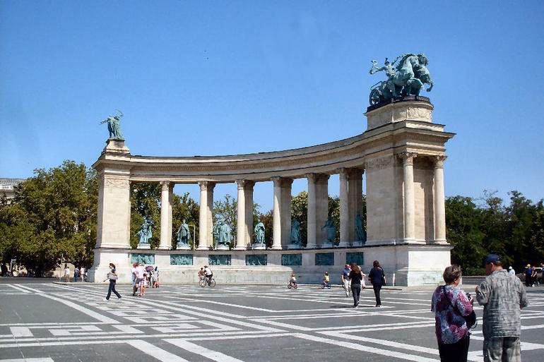 Heroes Square - Vienna