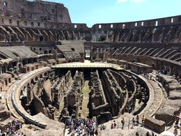 Nearly 2000 years old, the Colosseum is a must see on your visit to Rome. , martin.gray - July 2015