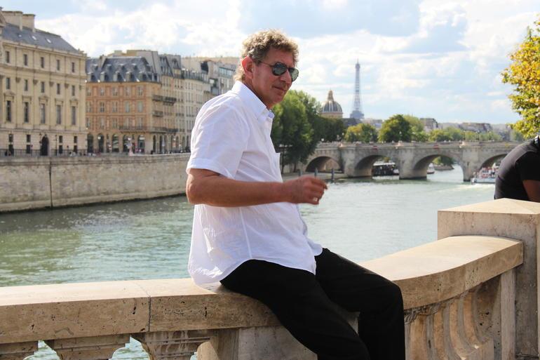 Laatste uurtjes in Parijs - Paris