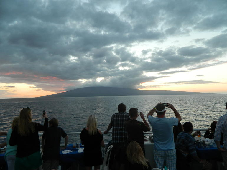 Maui Sunset Dinner and Dance Cruise from Lahaina Harbor photo 18