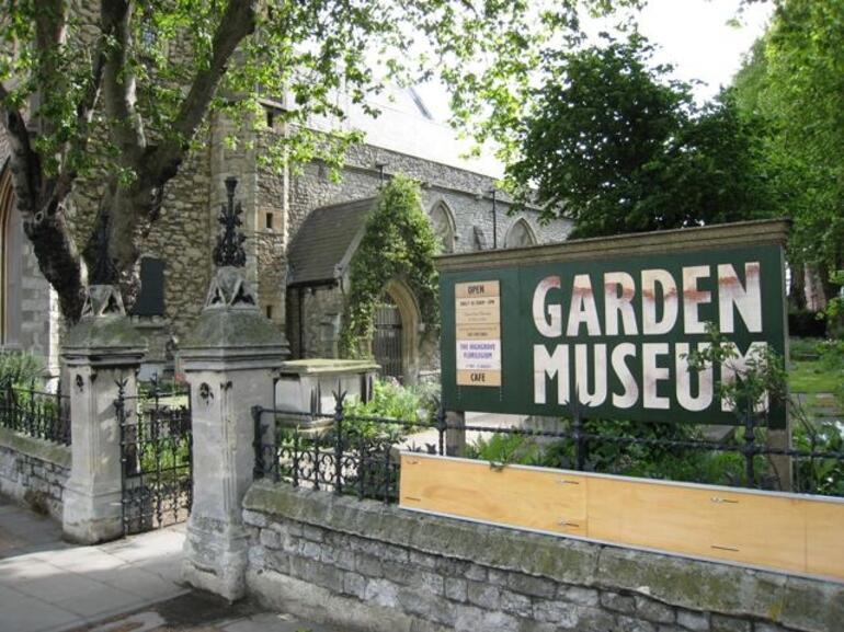 London Garden Museum - London