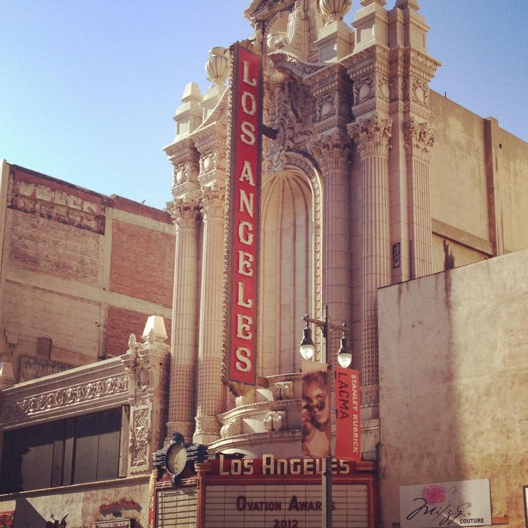 Los Angeles Theatre - Los Angeles