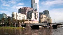 Cruise down the Yarra River and see the sights of Melbourne on this fantastic cruise! - August 2011
