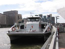 Cruise boat, Joseph C - September 2009