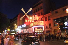 Moulin Rouge the night we attended the show , Mario S - June 2014
