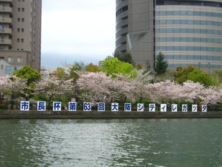 Okawa River Cruise - Osaka