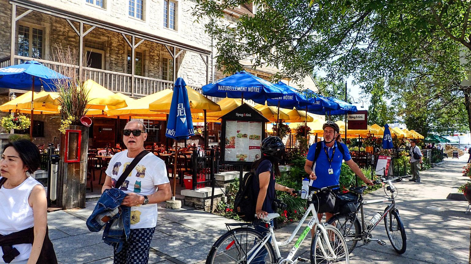 MÁS FOTOS, Quebec Lower Town Historical Bike Tour
