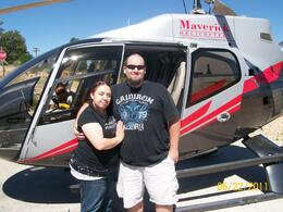 LOVED the flight over the canyon!, TravelMonster - July 2011