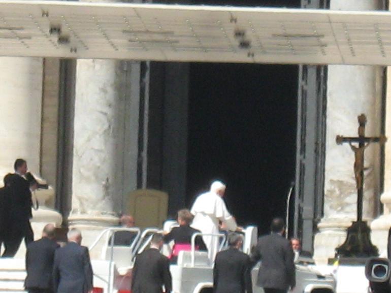 Pope - Rome