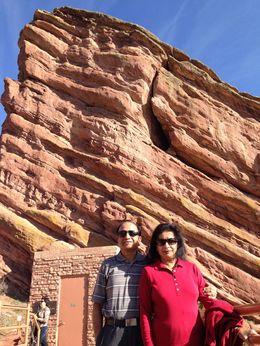 Red Rocks , Ganeshan V - April 2015