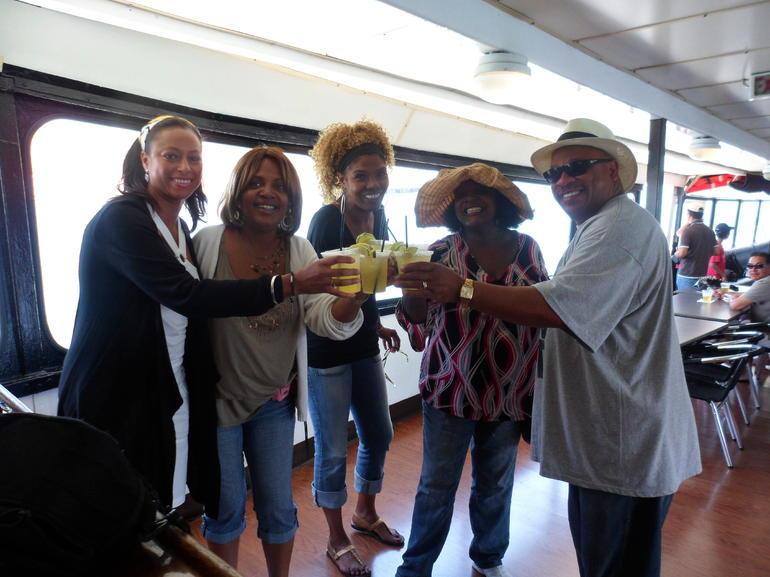 San Diego harbor cruise - San Diego