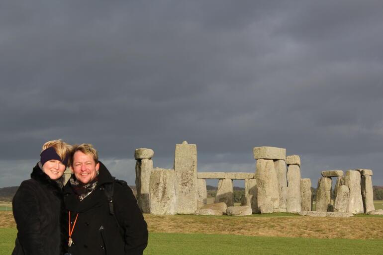 Stonehenge Rocks! - London