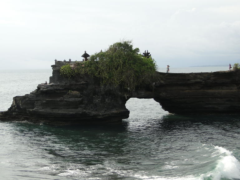 Bali Monkey Forest, Mengwi Temple, and Tanah Lot Afternoon Tour photo 26