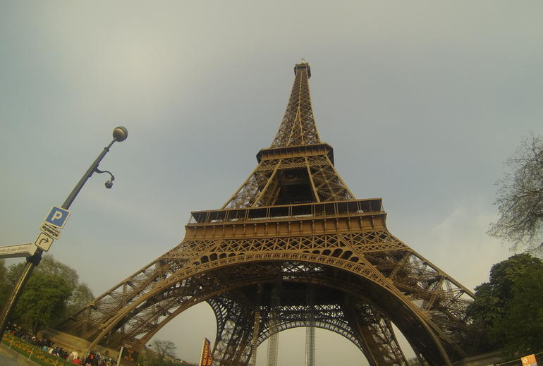 the amazing tower - Paris