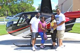 PHILLIP BROWN AND CARLINABROWN ARE THE HONEYMOONERS ON THE RIGHT. KENNETH HARPER AND LISA HARPER ARE OUR FRIENDS ON THE LEFT. THEY DID'NT FLY WITH US. WE WERE PREPARING TO BOARD THE HELICOPTER AND ... , Phillip B - October 2013
