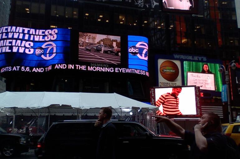 Times Square, NYC - USA