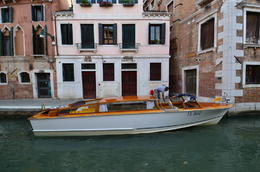 Venice Grand Canal Evening Boat Tour - August 2012