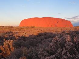 Sunset on Uluru , Patricia H - October 2016