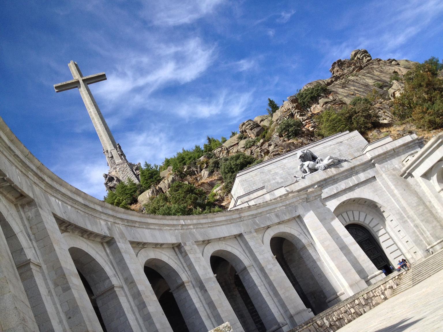 MÁS FOTOS, Tour a El Escorial y Valle de los Caídos desde Madrid, con visitas opcionales a Toledo o Madrid