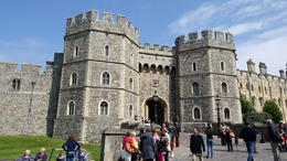 Windsor Castle , Gina R - April 2017