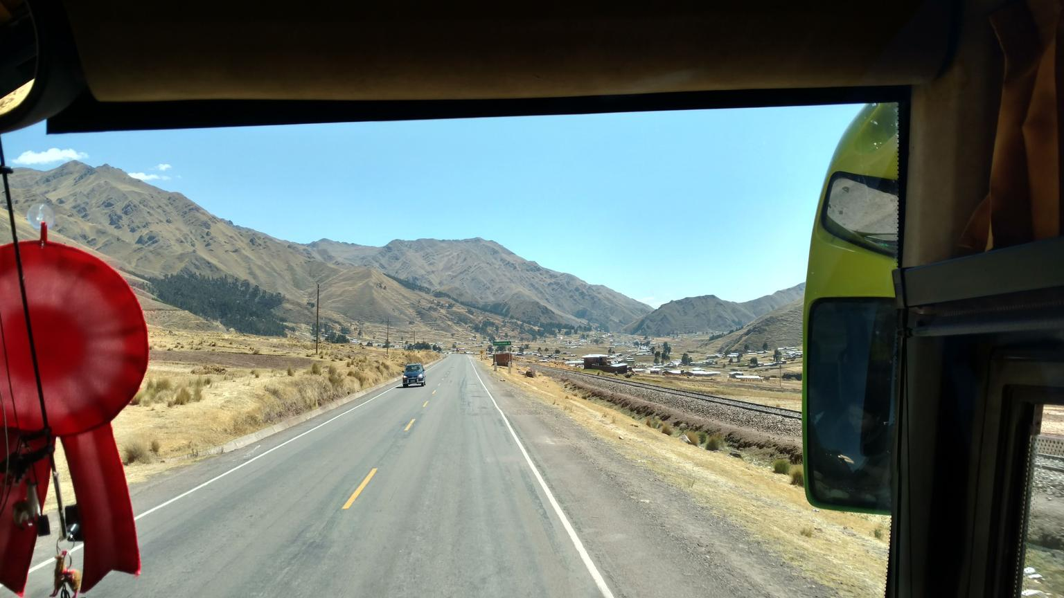 MORE PHOTOS, One-Way Scenic Bus Transfer to Puno from Cusco