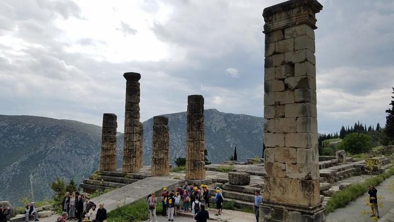 Delphi Day Trip from Athens photo 25