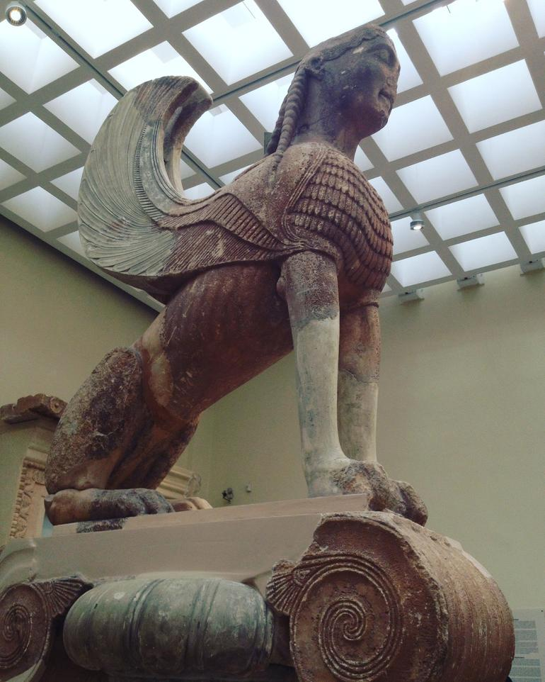 Delphi: A Day Tour at the Navel of the World from Athens