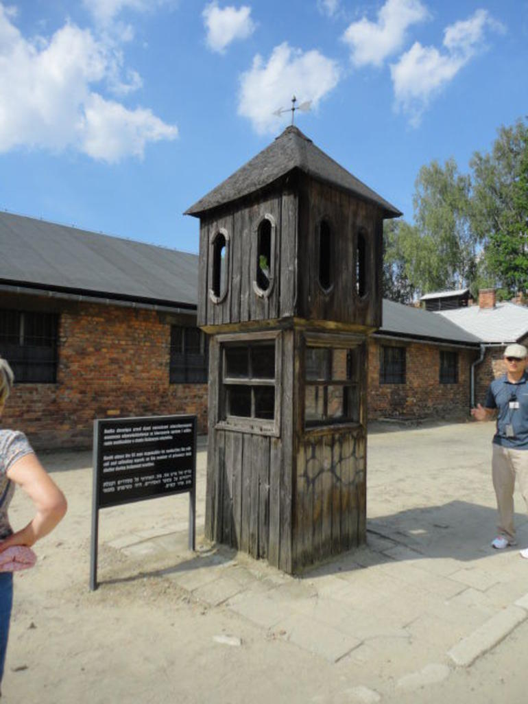 Auschwitz 1 - Krakow