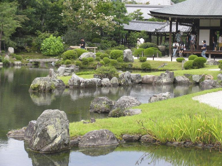 Beatiful garden - Kyoto