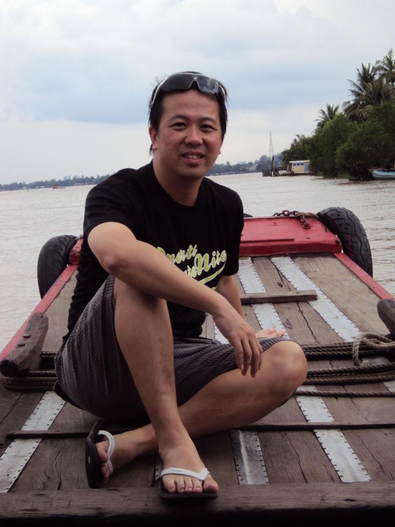 Boat - Ho Chi Minh City