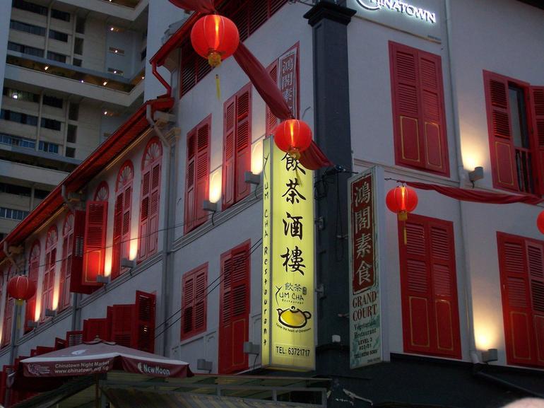 Bright Lights - Singapore