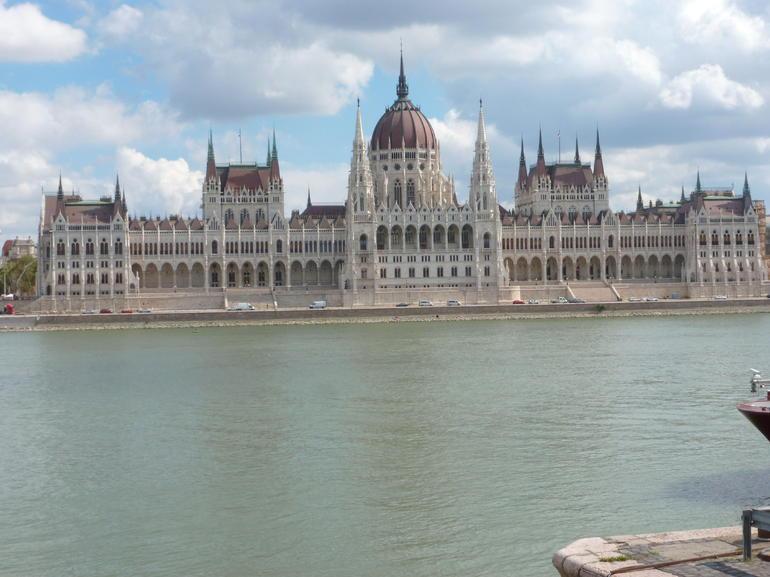 Budapest Parliament - Budapest