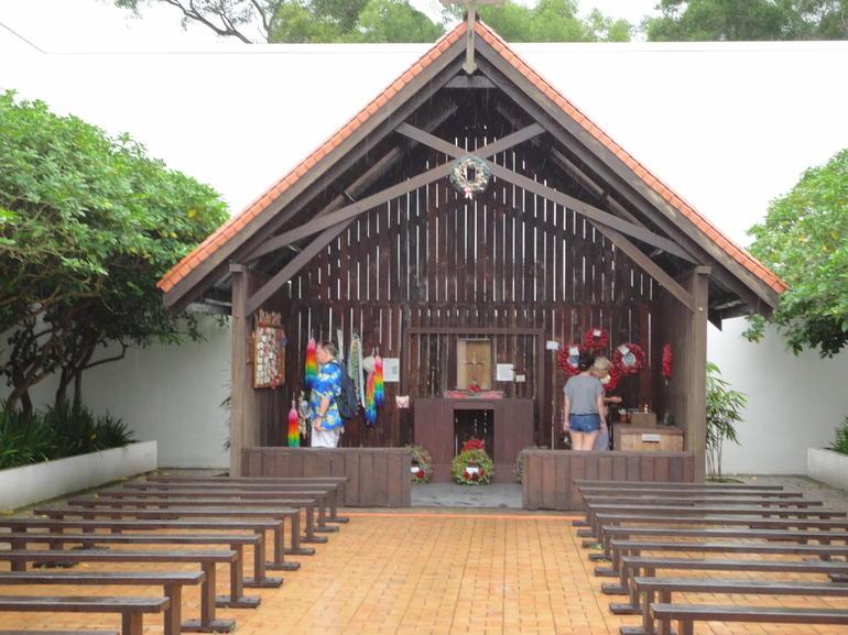 Changi Chapel - Singapore
