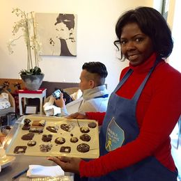 Chocolate Workshop , RaShonda R - February 2015