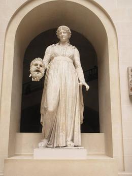 Cool Statue , GINNETTE P - September 2016