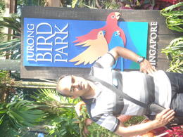 jurong bird park ,singapore , wilson - May 2011